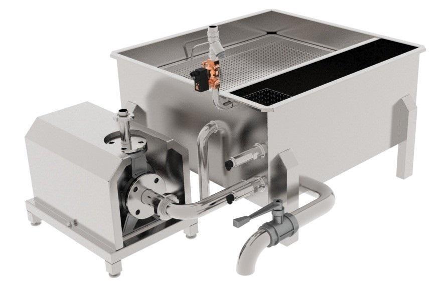 Система рециркуляции холодной воды - фото 53957