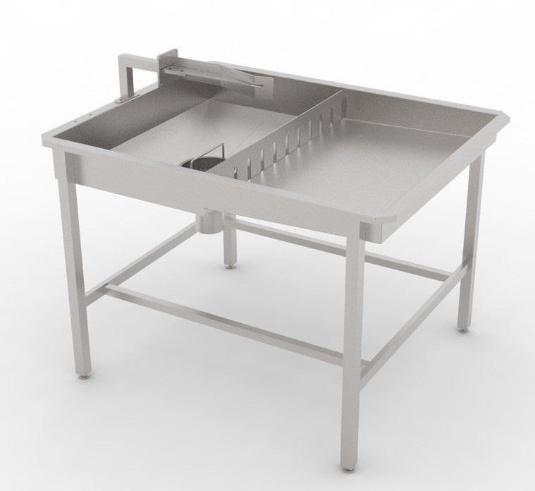 Стол для вскрытия желудков свиней BW-TOS