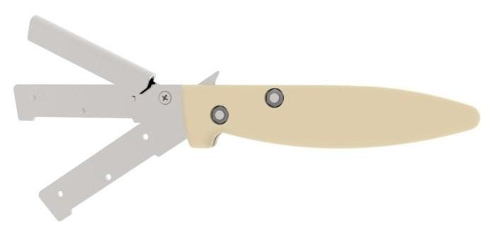 Нож для отделения черевы