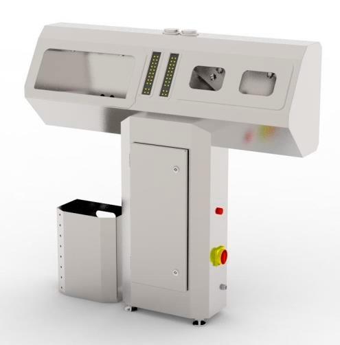 Устройство санитарно-пропускное BW-H-02.1 - фото 54014