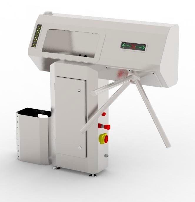 Устройство санитарно-пропускное BW-H-04