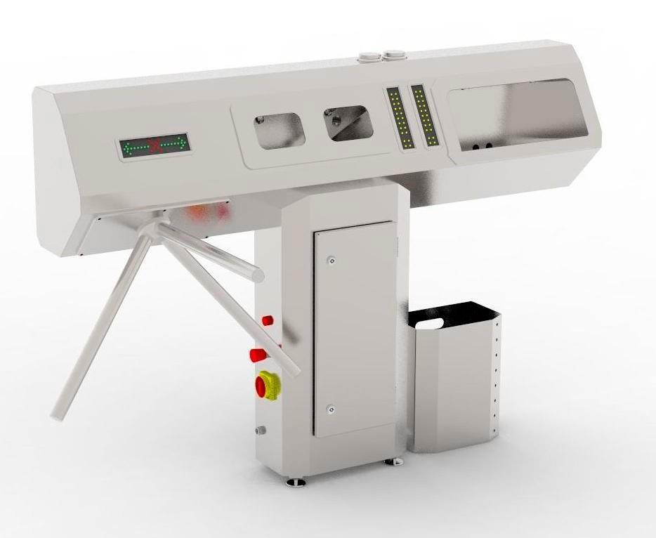Устройство санитарно-пропускное BW-H-04.1 - фото 54028