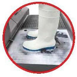 Устройство санитарно-пропускное BW-HF-01 - фото 54034