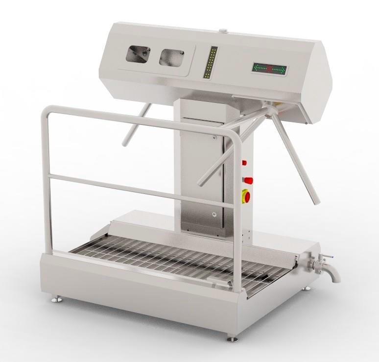 Устройство санитарно-пропускное BW-HFD-01.1