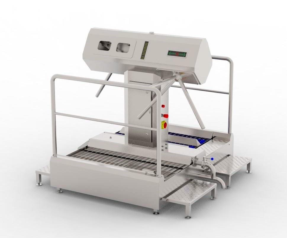 Устройство санитарно-пропускное BW-HFD-01