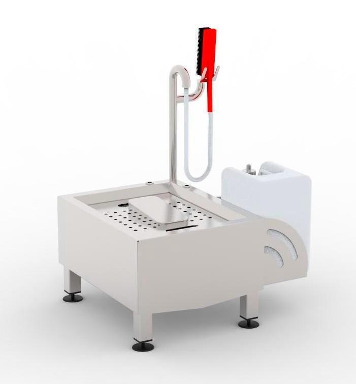 Устройство санитарно-пропускное BW-F-01