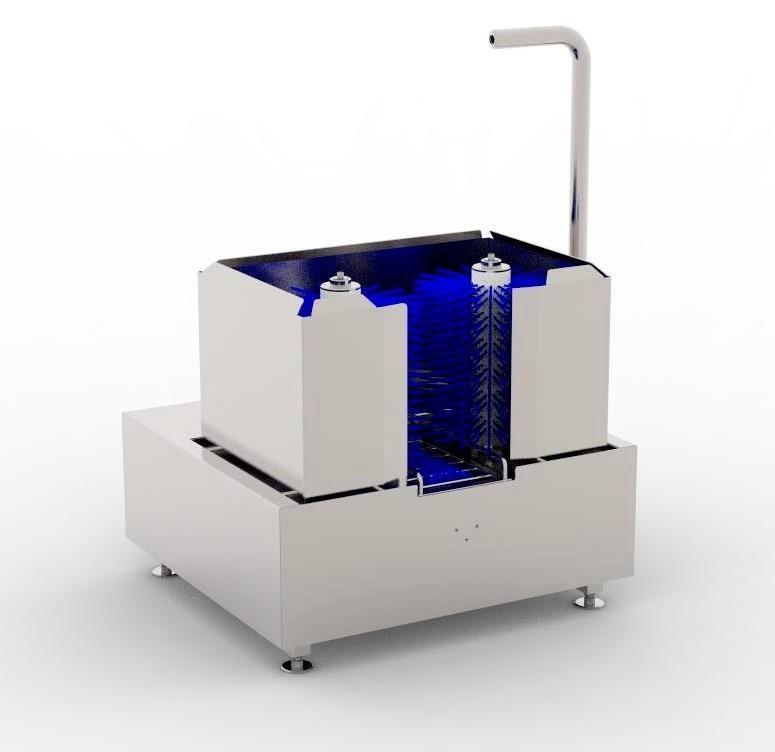 Устройство санитарно-пропускное BW-F-03
