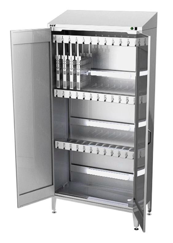 Шкаф для хранения и дезинфекции инструмента BW-CSD