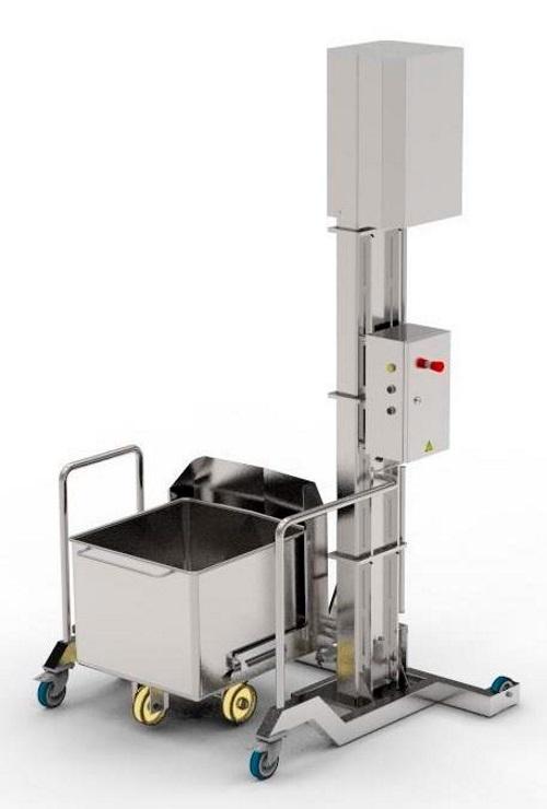 Подъёмник мачтовый BW-Lift-M - фото 54149