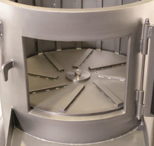 Машина для чистки рубцов JWE 20 - фото 54285