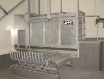 Комплексные установки и системы для убоя КРС - фото 54290