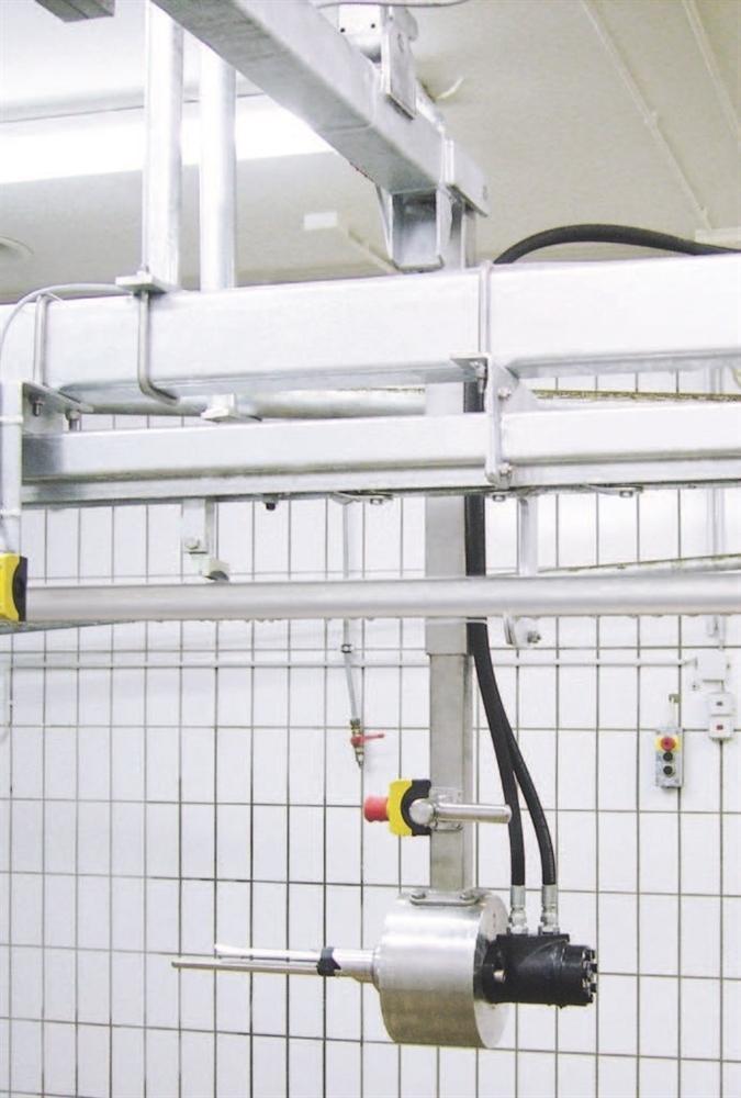 Комплексные установки и системы для убоя овец - фото 54305