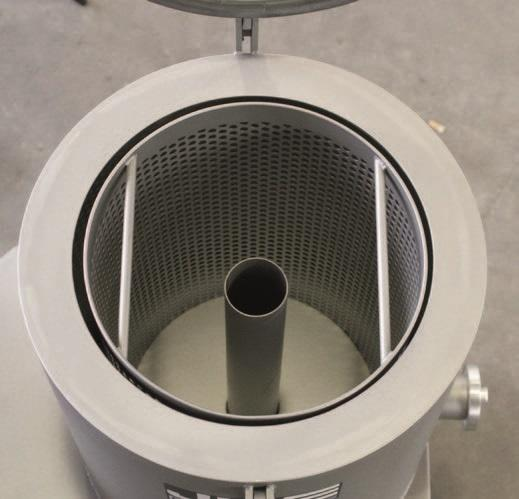 Комбинированный шпарчан и скребмашина с двумя вальцами JWE CSDM 27-19S - фото 54396