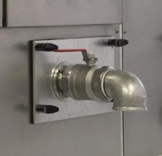 Двухвалковая скребмашина с барабанным шпарчаном JWE SDM 50-60 - фото 54442