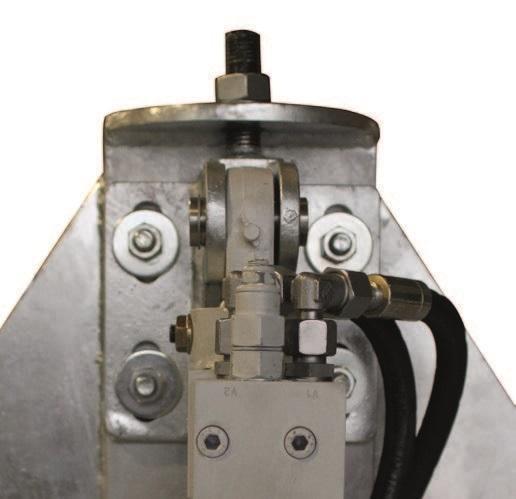 Двухвалковая скребмашина с автоматическим проходным шпарчаном JWE SDM 80-160 - фото 54455