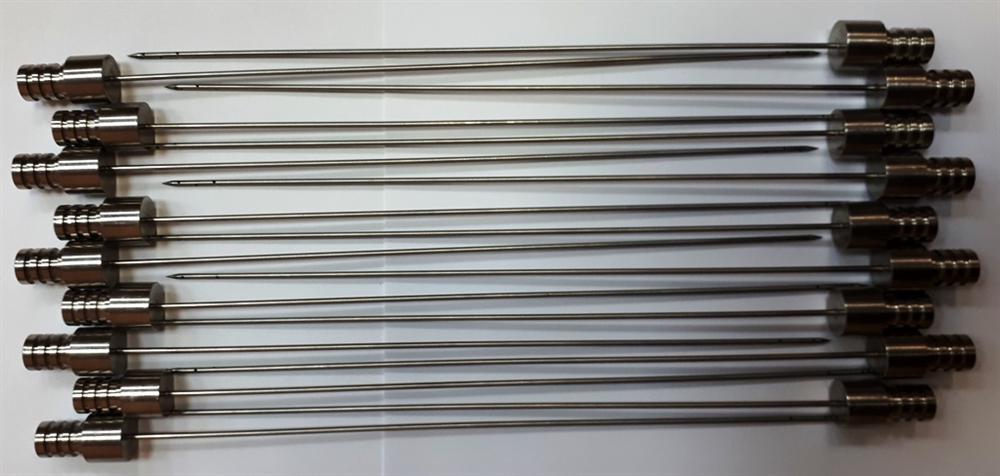Иглы для инъекторов InjectStar - фото 54511