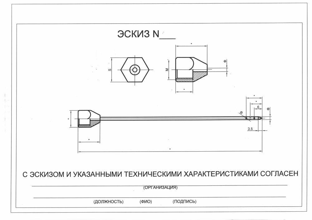 Иглы для инъекторов Karpowicz (Карпович) - фото 54522