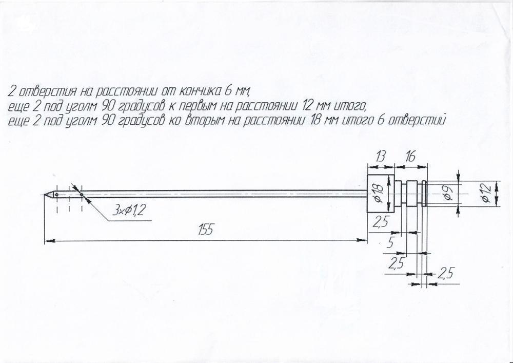 Иглы для инъекторов Karpowicz (Карпович) - фото 54523