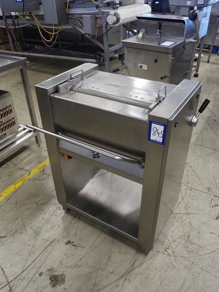 Шкуросъемная машина WEBER ASE 553
