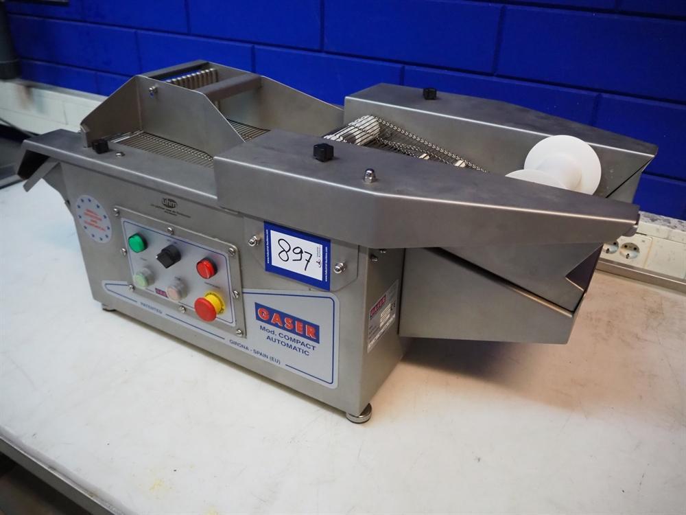 Машина панировочная GASER COMPACT