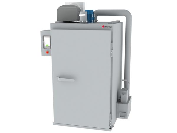 Универсальная термокамера ИЖИЦА UNI-100 для холодного и горячего копчения